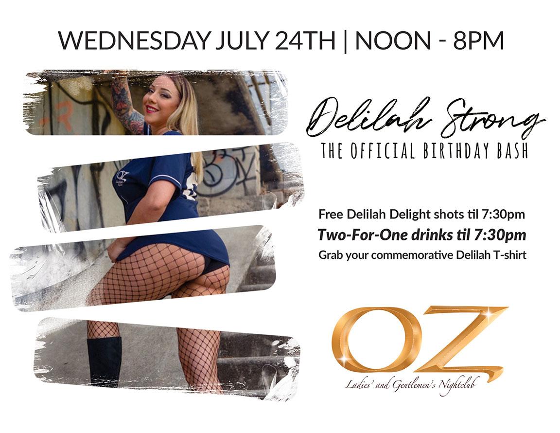 OZ---2019-DELILAH-BIRTHDAY---TV-SCREENS---JULY-24TH
